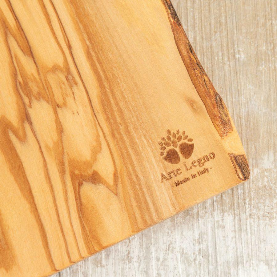 Tagliere – cm 45×231,8 in legno di ulivo - Arte Legno