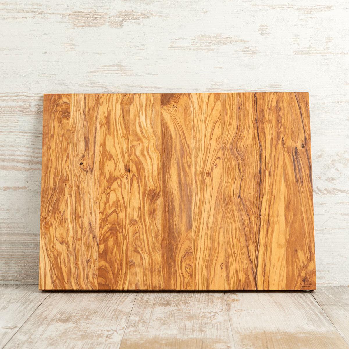 Tavola per pasta in legno di ulivo | Arte Legno