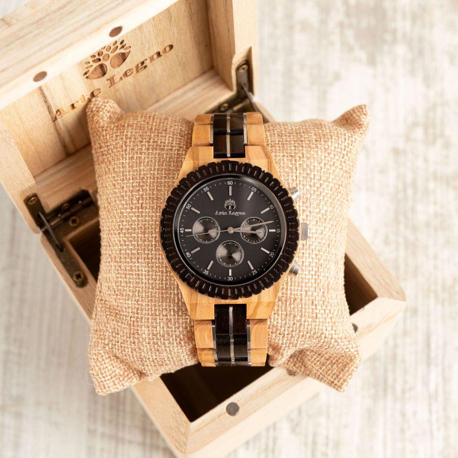 TK100 Armbanduhren aus Holz